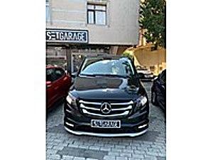 2018 MERCEDES-BENZ VİTO 111 CDİ EXTRA UZUN 114 HP 9 1 VİP Mercedes - Benz Vito 111 CDI