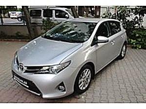 ERDOĞANLAR DAN 2013 AURİS 1 4 D-4D ADVANCE OTOMATİK 58 000KM DE Toyota Auris 1.4 D-4D Advance