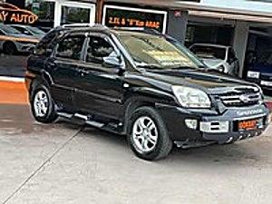 GÖKBAY Auto dan 2006 Sportage 2.0CRDİ EX bakımlı pırıl pırıl   Kia Sportage 2.0 CRDi EX