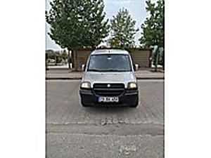 otomobil ruhsatlı klimalı Fiat Doblo Panorama 1.9 D ELX