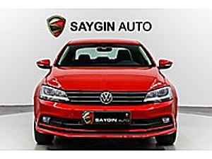 SAYGIN DAN 2017 26.500 KM DE JETTA Volkswagen Jetta 1.4 TSI BlueMotion Comfortline