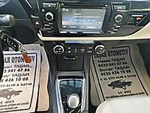 TAŞAR OTOMOTİV DEN 2015 ÇIKIŞLI HATASIZ BOYASIZ COROLLA DİZEL Toyota Corolla 1.4 D-4D Advance