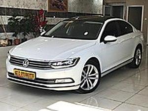 2015MD CAMTAVAN BMT KATLANIR AYNA LEDLİ DSG BOYASIZ HATASIZ ARAÇ Volkswagen Passat 1.6 TDI BlueMotion Comfortline