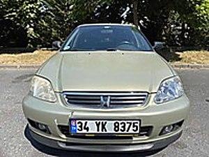 2000 MODEL OTOMATİK HONDA CIVIC Honda Civic 1.4 1.4i