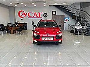 BOYASIZ KAZASIZ HATASIZ 2017 CİTROEN C4 CACTUS SHINE CAM TAVAN Citroën C4 Cactus C4 Cactus 1.6 e-HDi Shine