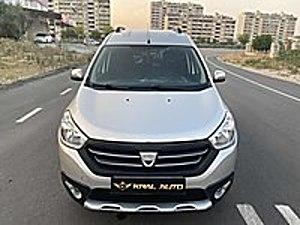 17 BİN PEŞİNATLA İLK ELDEN DOKUNMATİK EKRAN 2013 DACIA DOKKER Dacia Dokker 1.5 dCi Stepway