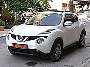 2014 MODEL NİSSAN JUKE 1.6 SKY PACK BOYASIZ HATASIZ CAM TAVAN Nissan Juke 1.6 Sky Pack