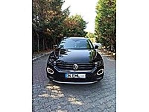 AUTONAZ DAN 2020 T-ROC HATASIZ BOYASIZ 3.400KM ÖZEL PLAKA Volkswagen T-Roc 1.5 TSI Highline
