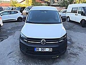2017 MODEL VOLKSWAGEN CADDY 2.0 TDI MAXİ 102 HP HATASIZ Volkswagen Caddy 2.0 TDI Maxi Van