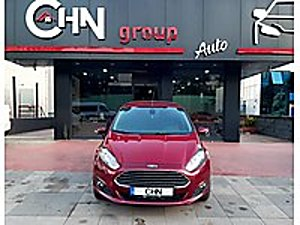 CHN GROUP DAN   2013 MODEL 190.000 KM DE TİTANİUM PAKET FİESTA Ford Fiesta 1.5 TDCi Titanium