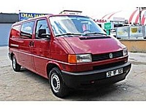 İKİZLERDEN KLİMALI CİTY VAN 2.5 TURBOLU TRANSPORTER Volkswagen Transporter 2.5 TDI City Van