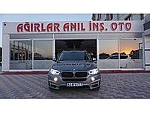 AĞIRLAR ANIL OTOMOTİVDEN 2016 MODEL BMW X5 BMW X5 25d xDrive