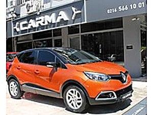 -CARMA-2014 RENAULT CAPTUR 1.2 ICON -29.000 KM-OTOMATİK VİTES- Renault Captur 1.2 Icon