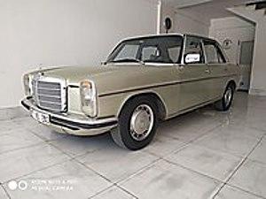 1976 230 4 SANRUFLU KOMPLE REVİZYONDAN GEÇTİ Mercedes - Benz Mercedes - Benz 115