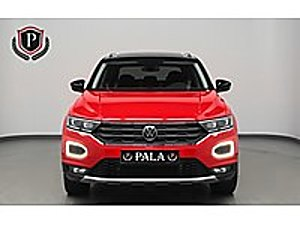 PALA OTO  2020 CAM TAVAN HAYALET ÇİFT RENK 0KM KIRMIZI H.TESLM Volkswagen T-Roc 1.5 TSI Highline