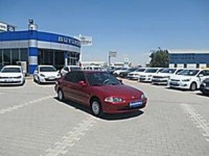 BÜYÜKSOYLU DAN 1994 MODEL HONDA CİVİC 1.5 EX OTOMATİK LPG Honda Civic 1.5 EX