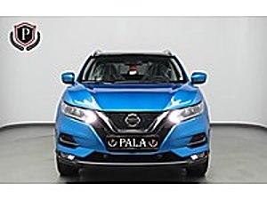 PALA OTO   2020 CAM TAVAN ŞERİT TAKİP G.GÖRÜŞ. H.TESLİM 0 KM Nissan Qashqai 1.5 dCi Sky Pack