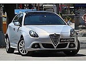 AKAR MOTORS DAN 2014 GİULİETTA 1.4TB MULTİAİR DİSTİNCTİVE HATASI Alfa Romeo Giulietta 1.4 TB MultiAir Distinctive
