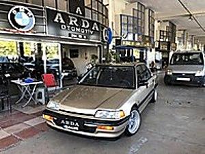 ARDA dan 1990 HONDA Civic 1.6 Klimalı Honda Civic 1.6 1.6i
