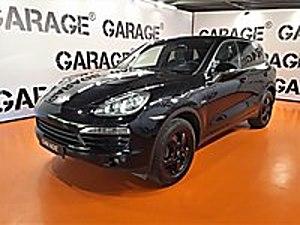 GARAGE 2012 PORSCHE CAYENNE 3.0 DIESEL BOSE AIRMATIC BAYI Porsche Cayenne 3.0 Diesel