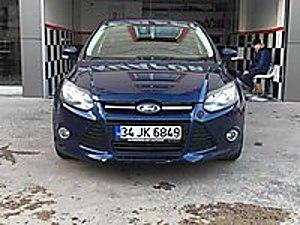 MASRAFSIZ KAZASIZ ORJİNAL 129.000 KM TİTANİUM FULL  FULL Ford Focus 1.6 TDCi Titanium