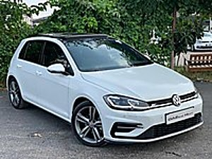 Ç2 OTOMOTİV DEN 2018 VOLKSWAGEN GOLF İÇ DIŞ R-LİNE HATASIZ... Volkswagen Golf 1.6 TDI BlueMotion Highline