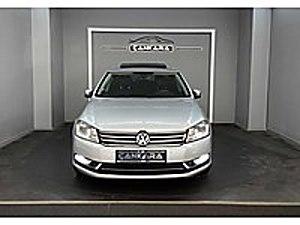 ÇANKARA DAN 2014 VW PASSAT 2.0TDI DSG HIGHLİNE SUNROOF LED ISITM Volkswagen Passat 2.0 TDI BlueMotion Highline