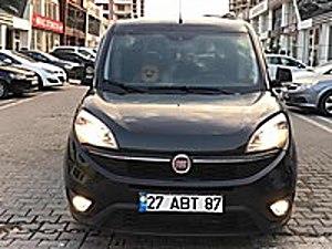 2015 MODEL 1.6 PREMİO BLACK PAKET 110.000 GENİŞ AİLE ARABASI Fiat Doblo Panorama 1.6 Multijet Premio Black