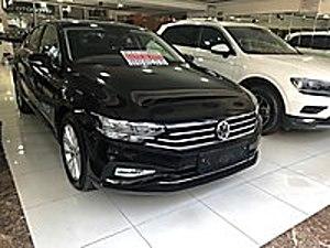 MURATOTOMOTİV DEN SIFIR PASSAT 2020  18 KDV DAHİL FATURALI SİYAH Volkswagen Passat 1.5 TSI  Business