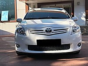 KIRATLI A.Ş den 2012 TOYOTA AURİS COMFORT EXTRA 112.000 KM DE Toyota Auris 1.4 D-4D Comfort Extra