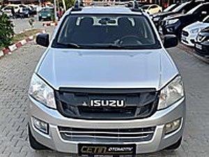 2014 model 4x2 Isuzu d-max ÇETİN otomotiv güvencesiyle.. Isuzu D-Max 2.5 Çift Kabin 4x2