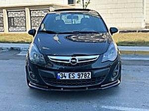 2014 FULL SUNROOF BOYASIZ DEĞİŞENSİZ HATASIZ TRAMERSİZ BAKIMLI   Opel Corsa 1.4 Twinport Active