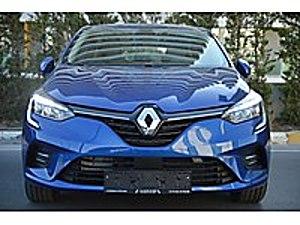 SIFIR 2020 DEMİRMAVİ OTOMATİK EKRAN LED YENİ CLİO NERGİSOTOMOTİV Renault Clio 1.0 TCe Touch