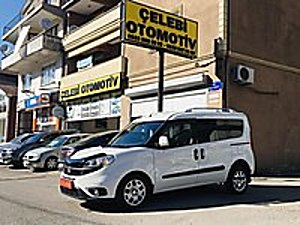 2 YIL MUAYENELİ...OTOMOBİL RUHSATLI... Fiat Doblo Panorama 1.6 MultiJet Easy