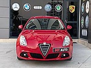 2012 Alfa Romeo Giulietta 1.4 TB Otomatik Vites.. Alfa Romeo Giulietta 1.4 TB MultiAir Distinctive