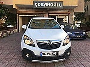 2015 MODEL DİZEL OTOMATİK MOKKA 1.6 CDTİ 136 BG Opel Mokka 1.6 CDTI  Enjoy