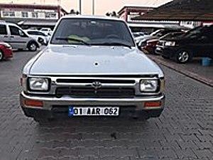 TEMİZ TOYOTA Toyota Hilux 2.4 D