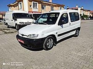 2001 PEUGEOT PARTNER OTOMOBİL RUHSATLI 230 BİNDE ORJİNAL KM Peugeot Partner 1.9