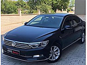 ASİL MOTORS - ARACIMIZ OPSİYONLANMIŞTIR Volkswagen Passat 1.6 TDI BlueMotion Trendline