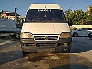 2003 MODEL UZUN ŞASE MAXİ 13m3 MOTORU GÜZEL 283bin kmde Fiat Ducato 13 m³