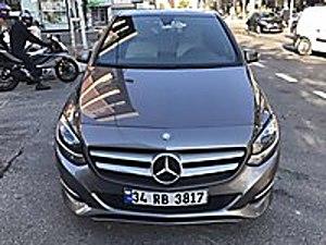 İLKELDEN YETKİLİ SERVİSBAKIMLI B180 CDI BLUEEFİCİENCY SYTLE Mercedes - Benz B Serisi B 180 CDI BlueEfficiency Style