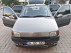 97 MODEL CLIO 1.4 RT ENJEKSIYONLU TEMIZ BAKIMLI ARAC Renault Clio 1.4 RT