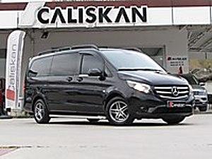 ÇALIŞKAN OTO SAMSUN HATASZ OTOMOBİL 75.000KM VİTO TOURER 111 CDİ Mercedes - Benz Vito Tourer 111 CDI Base Plus
