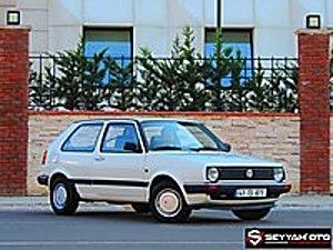 SEYYAH OTO 1990 Klasik Golf Otomatik Vites LPG li Tam Orjinal Volkswagen Golf 1.6 CL