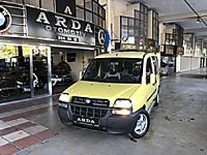 ARDA dan Doplo Otomobil ruhsatlı klimalı Fiat Doblo Panorama 1.9 D ELX