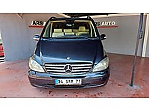 2008 Viano Extra Uzun Ambiente Otomatik 3 Sunroof Vip Mercedes - Benz Viano 2.2 CDI Ambiente Activity Uzun