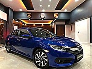 2019 CİVİC ECO EXECUTİVE 19 000 KM DE HAYALET G.GÖRÜŞ NAV SUNRF Honda Civic 1.6i VTEC Eco Executive