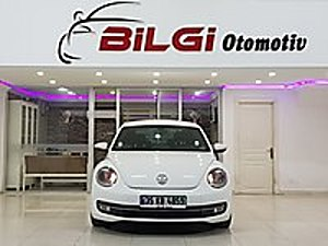 BİLGİ Otomotivden VW Beetle 1.2 TSİ Desing Otomatik ORJİNAL Volkswagen Beetle 1.2 TSI Design