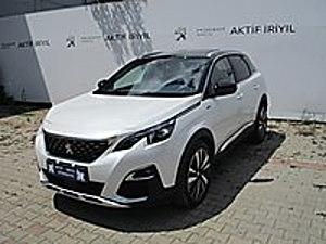 PEUGEOT AKTİF İRİYIL 2020 3008 GTLİNE 12.000KM BEYAZ  18 FATURA Peugeot 3008 1.5 BlueHDi GT Line