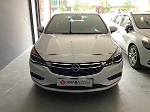 2016 Opel Astra 1.6 CDTI Dynamic - 87500 KM